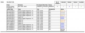 attendance_summary_printout