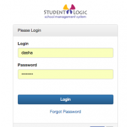StudentLogic – Users Management Basics