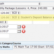 StudentLogic – How to correctly forfeit deposit